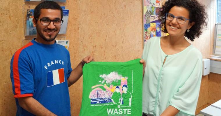 Stofftaschen machen die Welt grüner
